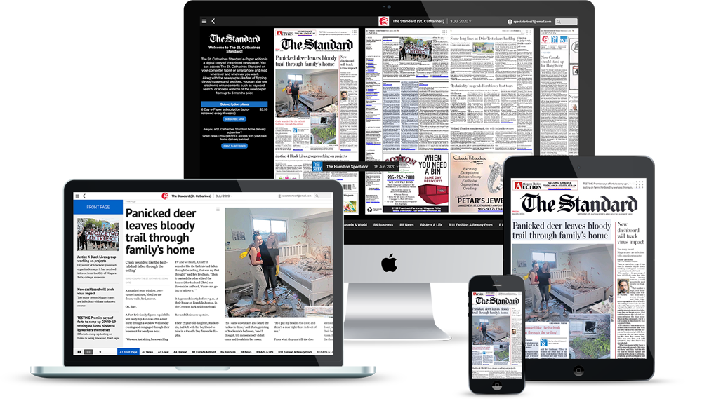 Access Our Publications On Any Device
